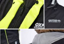 Giacca e pantalone STORMSEAL dettagli
