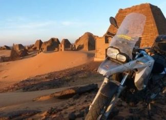 Africa orientale 2017 con Mototouring