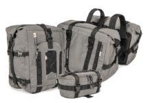 Set borse grigio