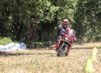 Honda True Adventure Offroad Academy 2017
