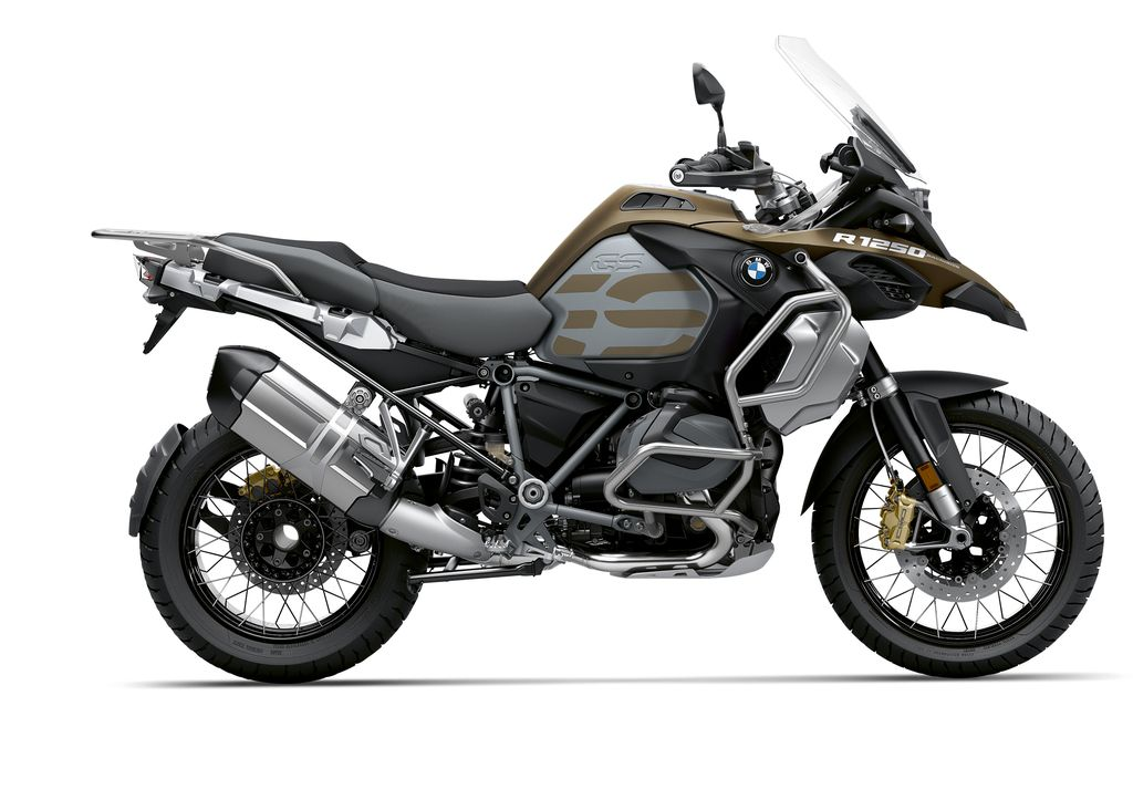 eicma 2018 la nuova bmw r 1250 gs adventure. Black Bedroom Furniture Sets. Home Design Ideas