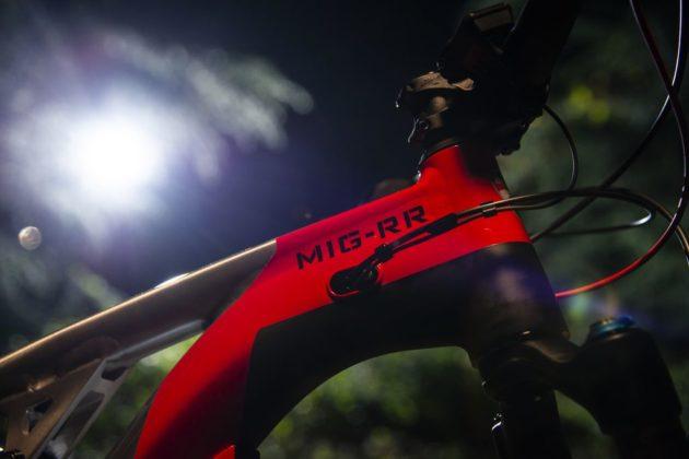 Ducati MIG-RR dettagli