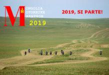 Mongolia Motorbike Marathon