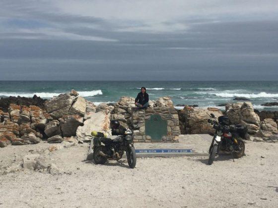 Alicia Sornosa Cape Point South Africa