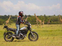 Alicia Sornosa in Kenia