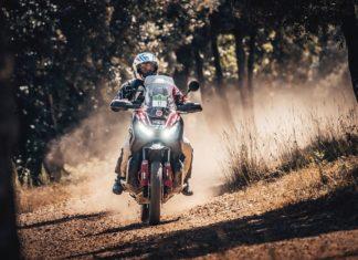 Honda X ADV Renato Zocchi @GibraltarRace2019