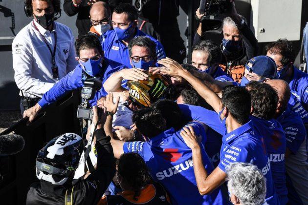 joan mir campione del mondo motogp